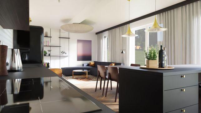 Apartament Widok na Las w Ochojcu 98m2 Nowy Brynów STAN DEWELOPERSKI