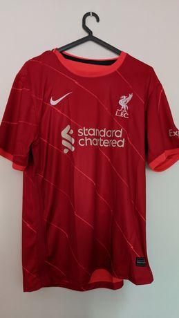 T-shirt Liverpool 21-22