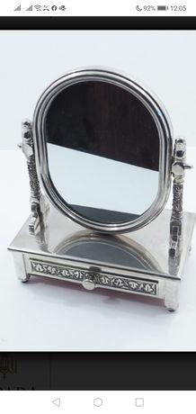 Guarda jóias 1880 Prata