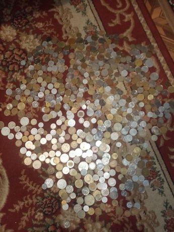 Разные Монеты мира обмен