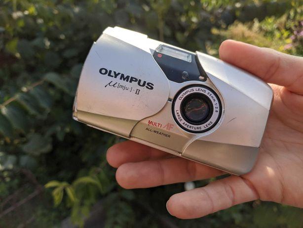 Olympus Stylus Epic mju II (35mm f/2.8 mju: miju 2)