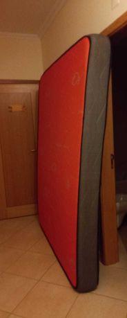 Colchão Viscoelástico de casal 160x200cm