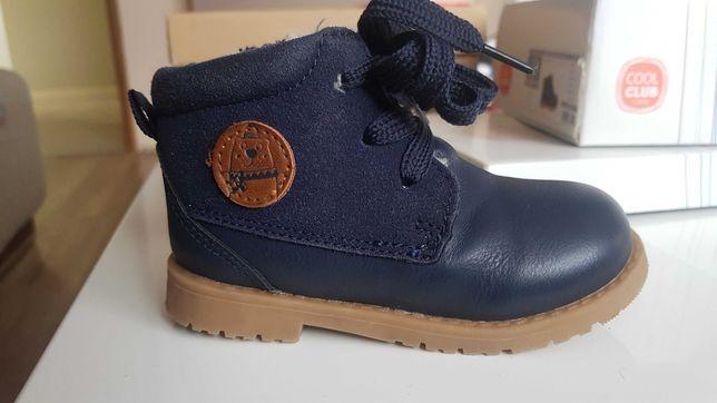Nowe zimowe buty chłopiece