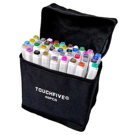 Оригинал TouchFive набор 40 шт маркеров