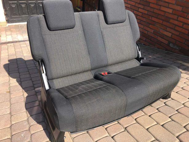Kanapa, Fotel, 3 rząd  siedzeń Volkswagen Caddy 4 Maxi.