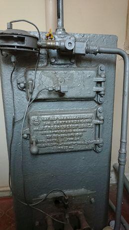 Котел КЧМ (газовий,твердопаливний)