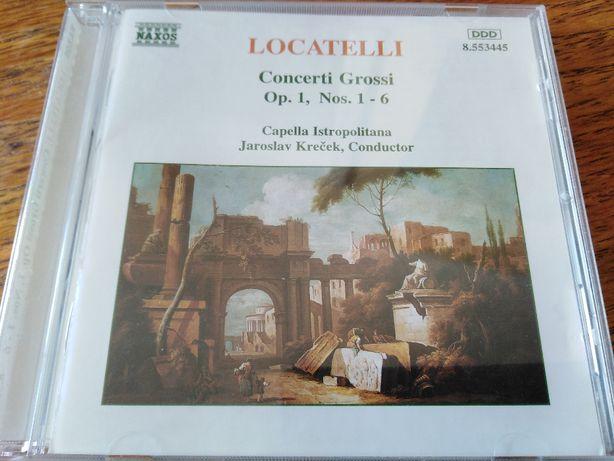 Locatelli, Concerti Grossi, Capella Istropolitana, CD