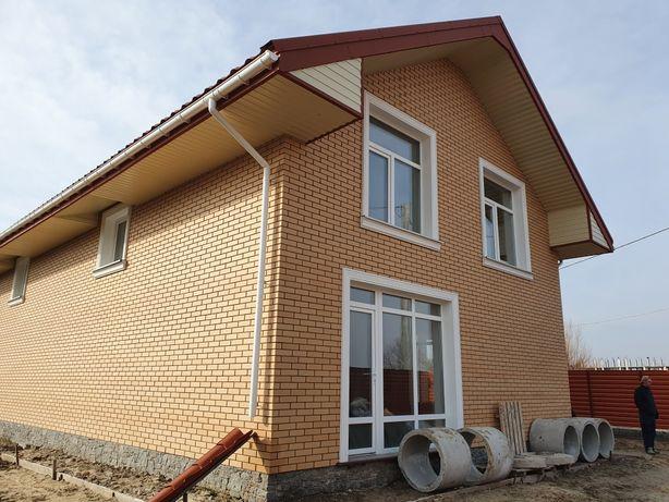 Корбутовка новый дом с камином