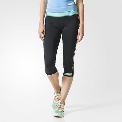 Adidas stella sport капри спортивные лосины леггинсы бриджи