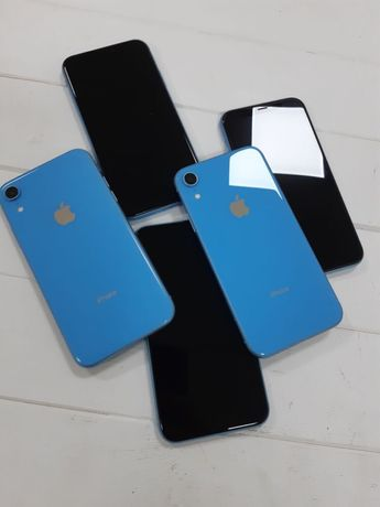 Iphone xR 64 blue Neverlock Гарантия 6 месяцев Идеал АКЦИЯ