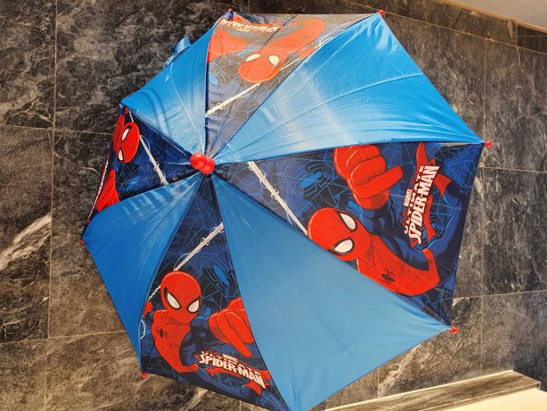 Guarda chuva criança spider man