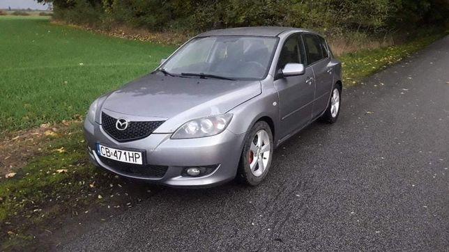 Mazda 3 benzyna + Gaz do 2028