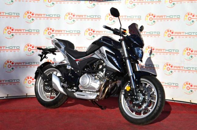 Мотоцикл Lifan KP350 ARTMOTO