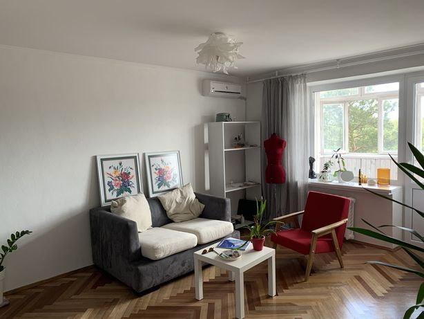 Однокомнатная квартира в долгосрочную аренду