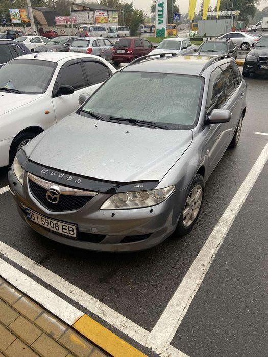 Mazda 6 2.0 turbo Киев - изображение 1
