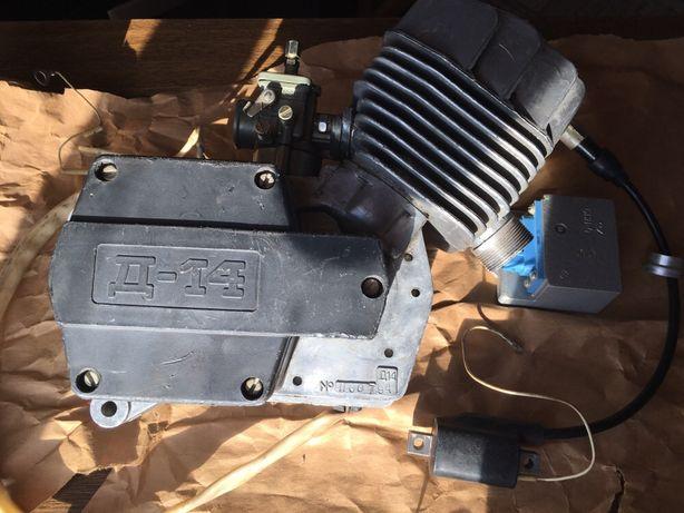 Двигатель двигун мотор дырчик мопед рига д4 д6 д5 д8 и д14 новые