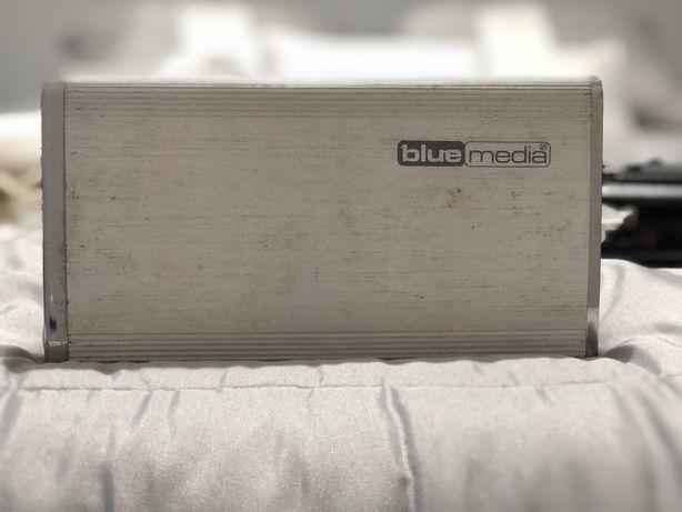 Blue media disco multimedia disco externo