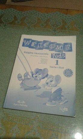 Książka nauczyciela do podręcznika Welcome Kids 1