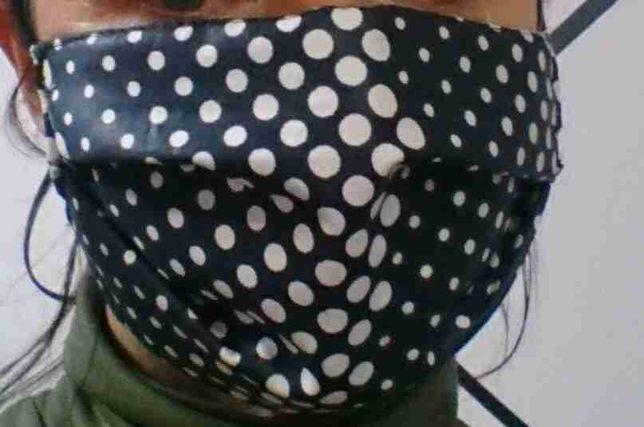 Продам маски детские х/б