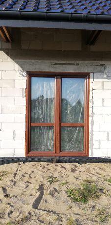 Okno tarasowe otwierano-uchylne