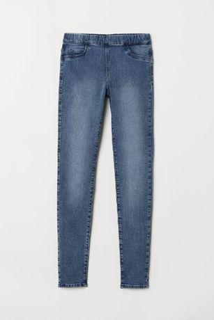 Облегающие треггинсы джинсы НМ