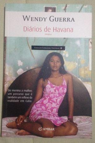 """Livro """"Diário de Havana"""" (portes incluidos)"""