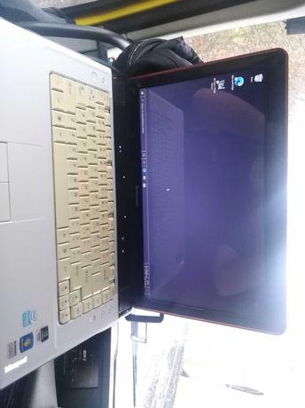 Laptop lenovo Y550 8GB RAM ssd 250GB