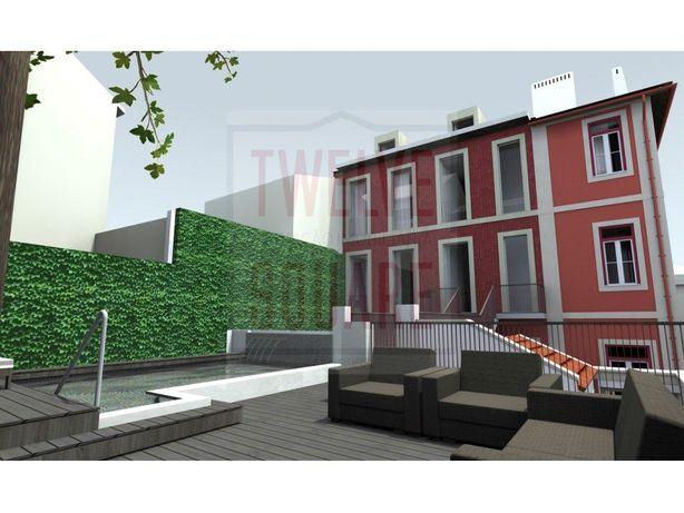 Apartamento T3 com Piscina - Centro de Leiria