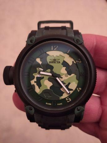 Швейцарские часы INVICTA 1197 Russian Diver Jungle Predator. Лимитиров