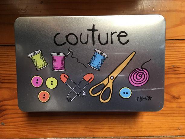 Caixa de costura nova