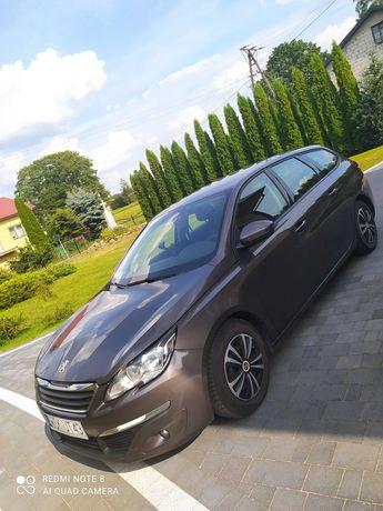 Peugeot 308 T9 2014rok, 1,6 E-HDI, 115KM