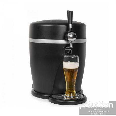 Диспенсер(Охолоджувач) для пива. 220-240V, 12V. Новий. Фірма: Klarstei