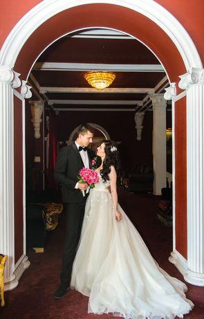 Свадебное платье mon amour xs-s
