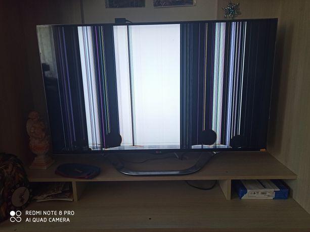 Телевизор LG 47LA860V под разборку.