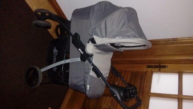 Wózek 3w1 Hauck Shopper stan bardzo dobry, gondola-fotelik-spacerówka