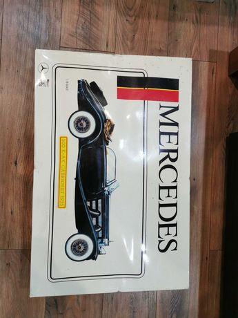 Model mercedes 500 k AK cabriolet 1935