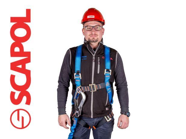 Uprząż HT45 wspinaczkowa, alpinistyczna, przemysłowa