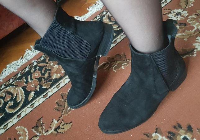 Стильные туфли блестящие нарядные праздничные 38