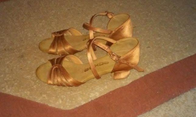 Туфли для бальных танцев 20 см