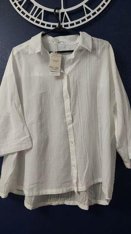 Koszula bluzka Mango XL