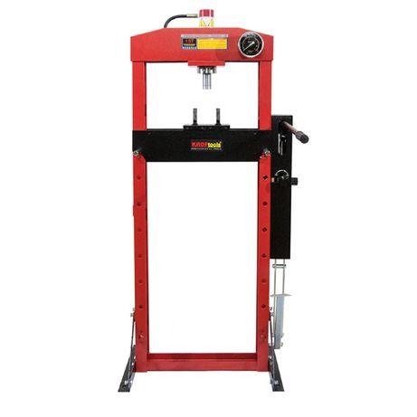 Prensa Hidráulica 15T Dupla Velocidade c/Pedal REF. 804880