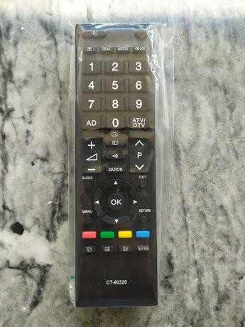 Comando Compatível Toshiba TV CT-90326