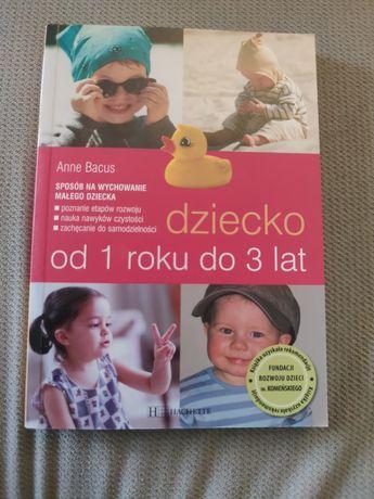 """Książka """"Dziecko od 1 roku do 3 lat"""""""