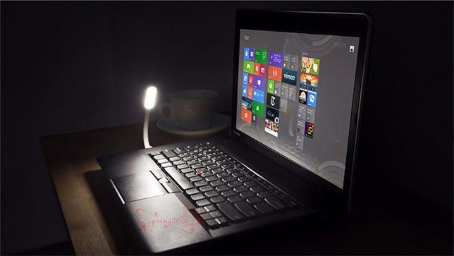 светодиодный фонарик лампа для ноутбука компьютера телефона USB