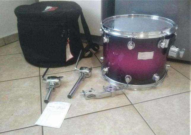 Tom mapex saturn pokrowiec case tom holder clamp perkusja beben remo