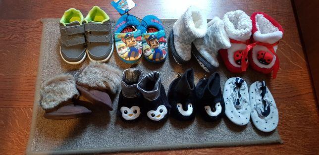 Nowe buty buciki niechodki fla niemowlaka 14 16 hm 15 19 20 psi patrol