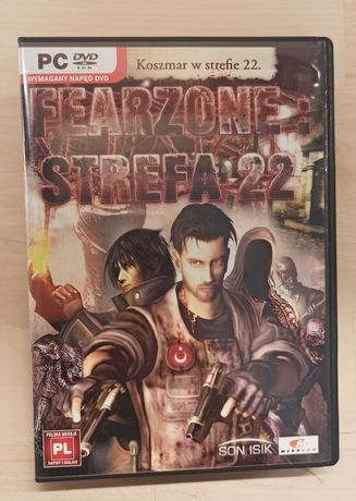 Fearzone: strefa 22 gra PC