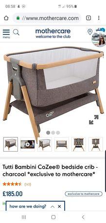 Ліжечко для малюка.