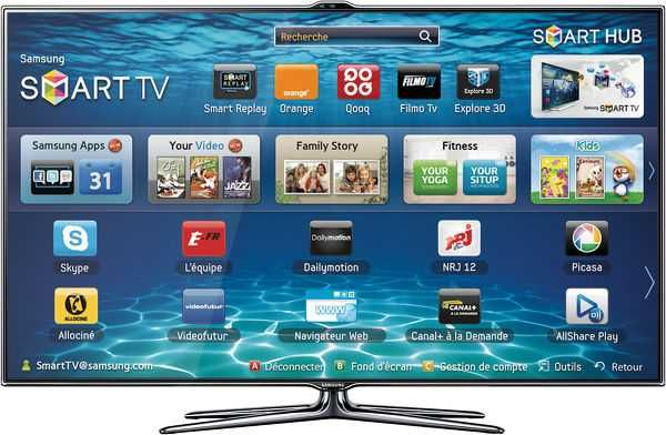 Telewizor 46'' Samsung  SMART TV WIFI 800hz
