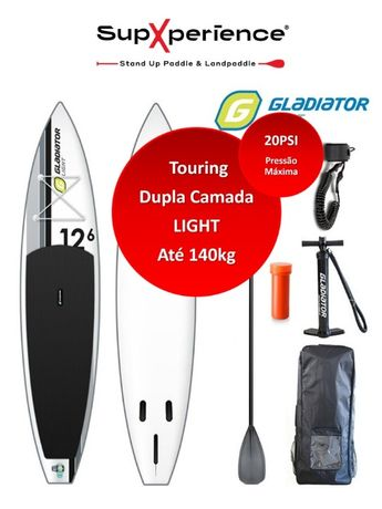 Prancha Stand Up Paddle Kit completo